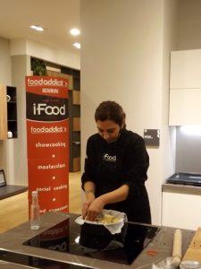 show cooking scavolini store la spezia